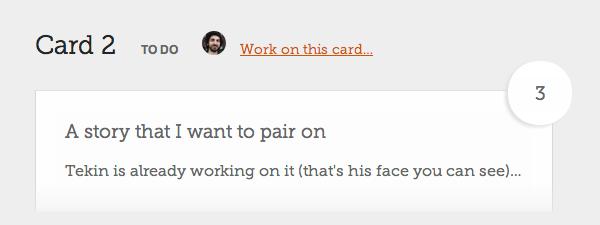 Tekin is already working on this card