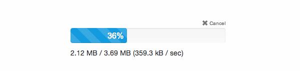 Saving files to Amazon S3